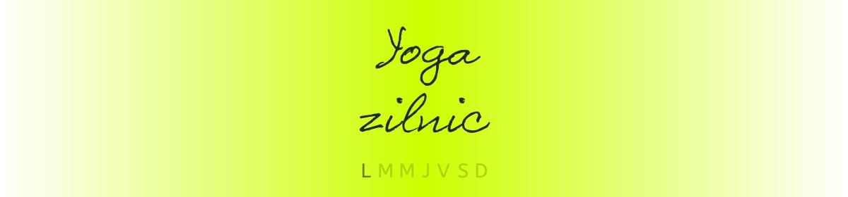 yoga zilnic - luni