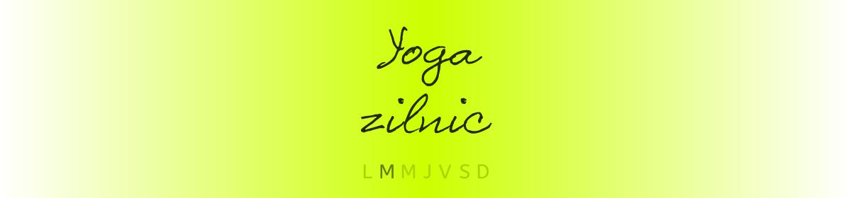 yoga zilnic - marti
