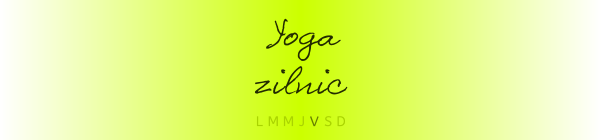 yoga zilnic - vineri