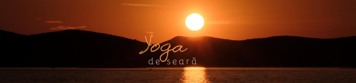yoga de seara