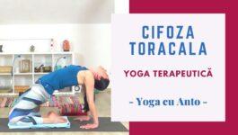 imagine cu postura yoga impotriva cifozei